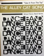 The Alley Cat Song for School Jazz Band