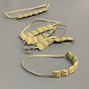"5PCS 1:6 21st Century Toys Soldier WWII Uniform Accessory For 12"" GI Joe Figure"