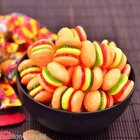 2Pcs Cute Candy Sugar Fruits Soft Sugar Child Kids Snacks Birthday Gift