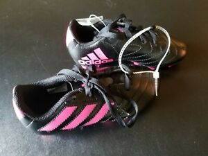 Adidas Toddler Girl Soccer Cleats 11K New