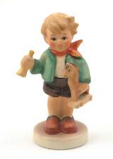 "Vintage Goebel Germany Hummel Figurine ""Boy With Horse"" 239C TMK-5"