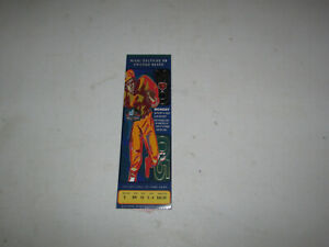 2005 NFL HALL OF FAME GAME TICKET CHICAGO BEARS VS MIAMI DOLPHINS