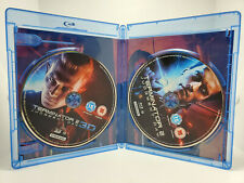 Terminator 2: Judgment Day 3D REGION B (3D+Blu-ray+Slip Cover)