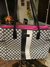 Kate Spade Diaper Bag Black & White. Gently Used. Paid $299