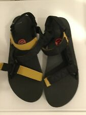 Men's Teva Black Nylon Sport Sandals Size 10