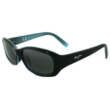 Maui Jim Sunglasses Punchbowl 219-03 Black with Blue Neutral Grey Polarized