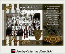 PC96- 2013 AFL Prime Collingwood 1903 VFL Premiership Commemorative Card
