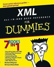 XML All-in-One Desk Reference for Dummies by Richard Mansfield and Richard...
