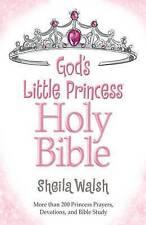 Biblia Dios pequeña princesa: Nueva versión King James