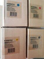 4x Toner kompatibel für KYOCERA FS C2026 FS-C2126 FS-C2526 M6026 FS-C 2100 Serie