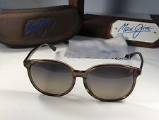 Maui Jim Water Lily MJ 796N-18C Caramel W/Pink Sunglasses Polarized Bronze Lens