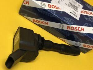 Ignition coil for Volkswagen 2K CADDY TSI 1.2L 1.4L 15-21 CZCB CYVC Bosch 2 YrWy