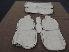 Leather Seat Covers Interior Upholstery fits Ford Crown Victoria Vic 2003-2007