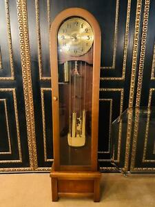 Nolta Uhren Standuhr mit 3 Gwichten mit Westminster Gong