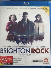 Brighton Rock (Blu-ray, 2011) Helen Mirren, Sam Riley - Free Post!