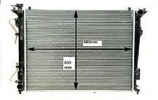 Nissens 67470 Radiator fit HYUNDAI GRANDEUR 2.4i AUT 11- HYUNDAI AZERA (11-)