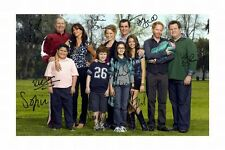 MODERN FAMILY AUTOGRAPHED SIGNED A4 PP POSTER PHOTO