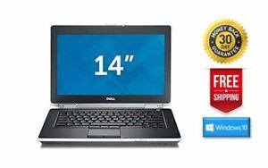 Dell Latitude E6420 i7-2760QM 2.40GHz 500GB 8GB RAM Windows 10 Pro **READ**