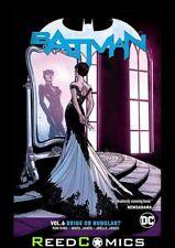 BATMAN VOLUME 6 BRIDE OR BURGLAR GRAPHIC NOVEL Paperback Collects (2016) #38-44
