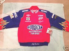 NASCAR JEFF GORDON WINSTON CUP UNIFORM  JACKET DUPONT XL new w/ tags
