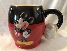 MICKEY MOUSE 3D COFFEE TEA MUG AUTHENTIC ORIGINAL DISNEY PARKS MERCHANDISE