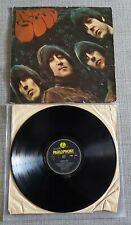 The Beatles-Rubber Soul-2nd Pressing UK Parlophone/EMI Records 1965-MONO