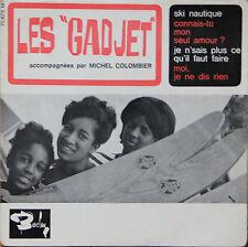 """Vinyle 45T Les Gadjet  """"Ski nautique"""""""