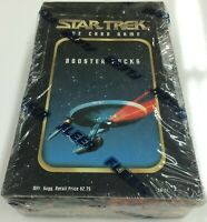 1996 FELLER/SKYBOX STAR TREK THE CARD GAME BOOSTER BOX (36 PKS)