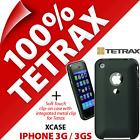 NUOVO TETRAX XCASE per iphone apple 3g/3GS protettivo INTEGRATO clip