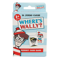 Where's Wally? Memory Card Game