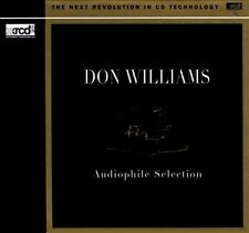Audiophile Selection [Digipak] by Don Williams (CD, 2011, Premium Records)