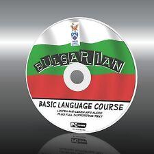 Speak Bulgarian Pccd Language Course Easyto Learn Beginners Program Mp3+Text New