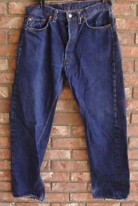 Vintage Levi's Redline Little e Single Stitch 35/34 (32/30)