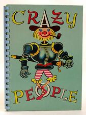 8192 CRAZY PEOPLE. Illus. by Trier, Walter