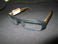 Skechers Sk 3014 Eyeglasses Frame Glasses Blue & Brown 52-16-140 Designer
