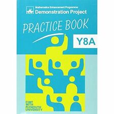 MEP Demonstration Practice Book Y8a, Very Good Condition Book, Graham, E., ISBN