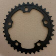 Shimano 36-G 36T 110 BCD 5 Bolt Alloy Outer Chainring - Black EB12