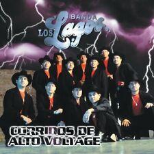 Corridos de Alto Voltaje by Banda los Lagos (CD)