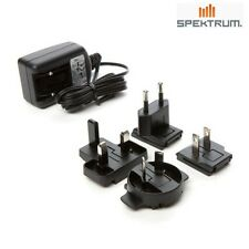 Spektrum SPM9551 Intl and Domestic Air Transmitter AC Adaptor DX8 DX7S Charger