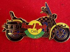 HRC Hard Rock Cafe Tel Aviv Harley Yellow Logo Made by Zechovoy Israel
