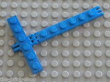 LEGO blue hinge plates 4505 & 4504  / set 6055 & 6044   King's Carriage
