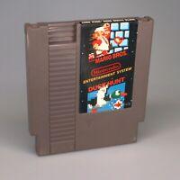 Super Mario Bros./Duck Hunt - Nintendo Entertainment System NES Tested/Working 1