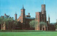 Postcard Smithsonian Institution Washington DC