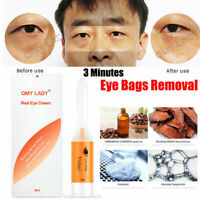 Puffiness 3 minutes Eyebags Removal Eye Cream Anti Wrinkle Remove Dark Circles