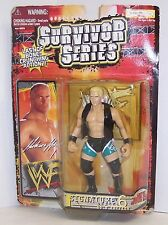 "New! 1999 Jakk's Survivor Series 6 ""Hardcore Holly"" Action Figure WWF WWE [1251]"