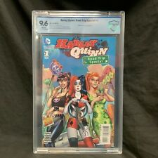 Harley Quinn Road Trip Special 1 CBCS 9.6 Graded Comic Book