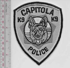 K-9 Police California Hoopa Valley Tribal Police Canine Unit Officer /& Dog Team