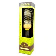 Macadamia Hot Curling Brush Boar Brush 100% Natural 53mm