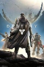 2014 BUNGIE DESTINY KEY ART VIDEO GAME POSTER 22X34 NEW FREE SHIPPING