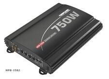 MONACOR CAR-HIFI amplificatore hpb-1502, 750 Watt